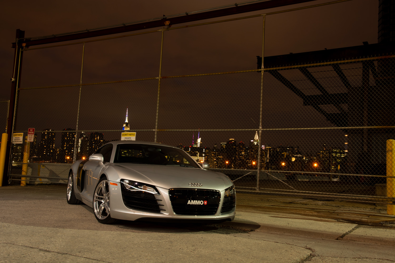 Audi AMMO R8