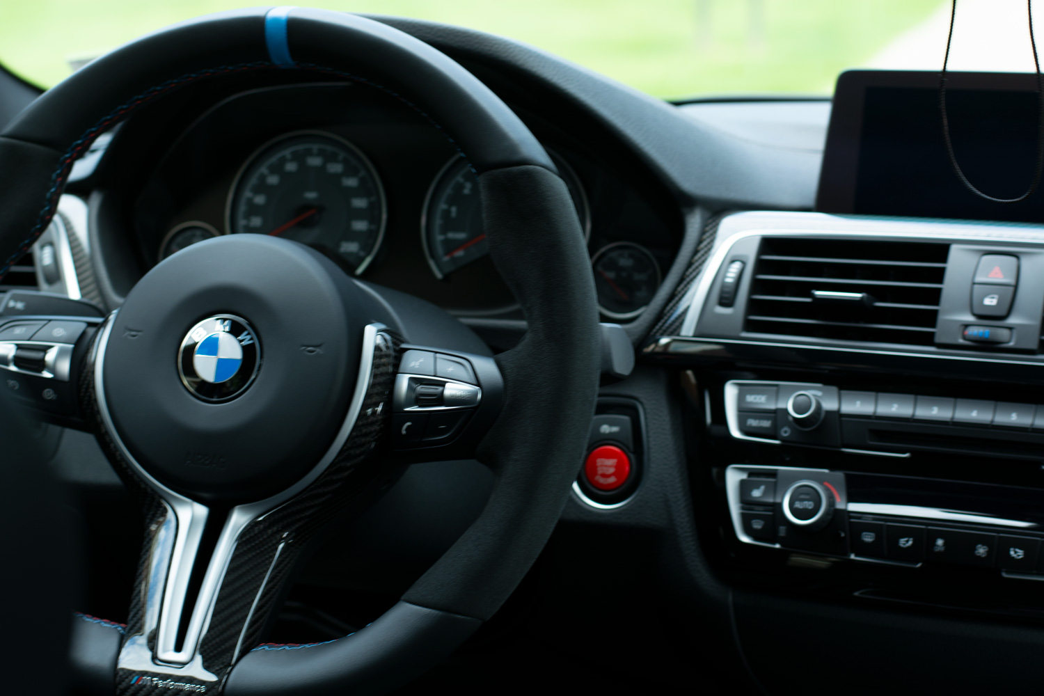 BMW F80 Steering Wheel