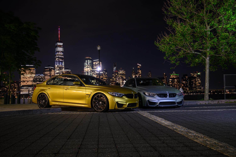 BMW M3 NYC