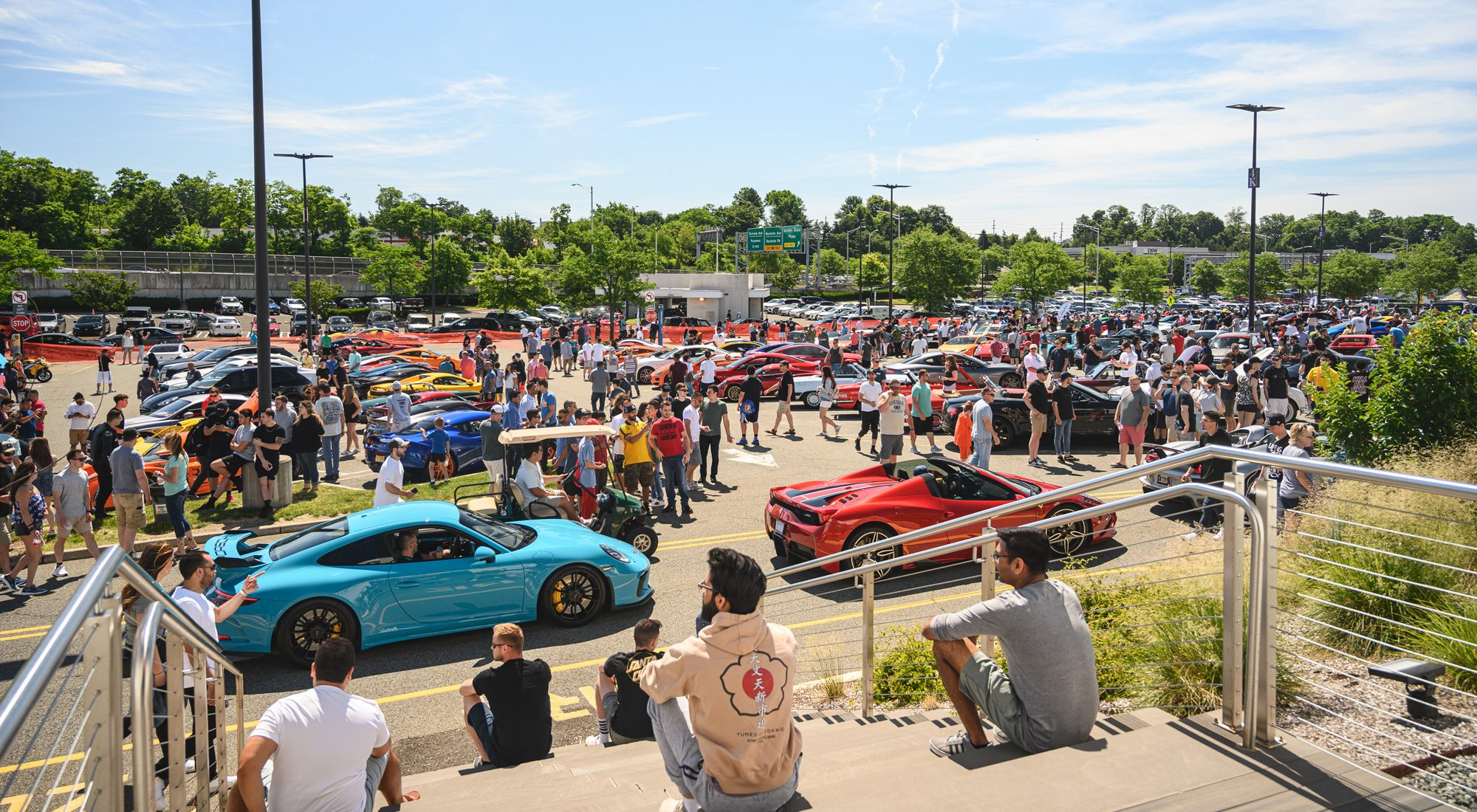 A tour of the biggest car show on the east coast