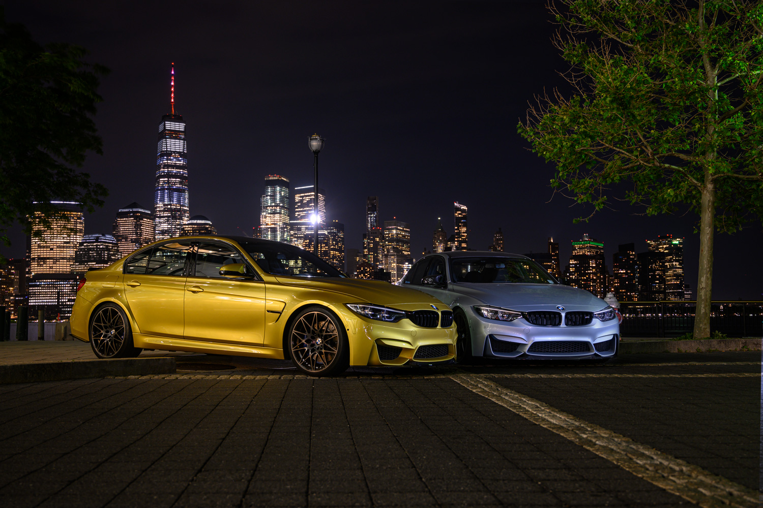 BMW M3 NYC edit 1