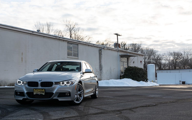 Original BMW 335i image