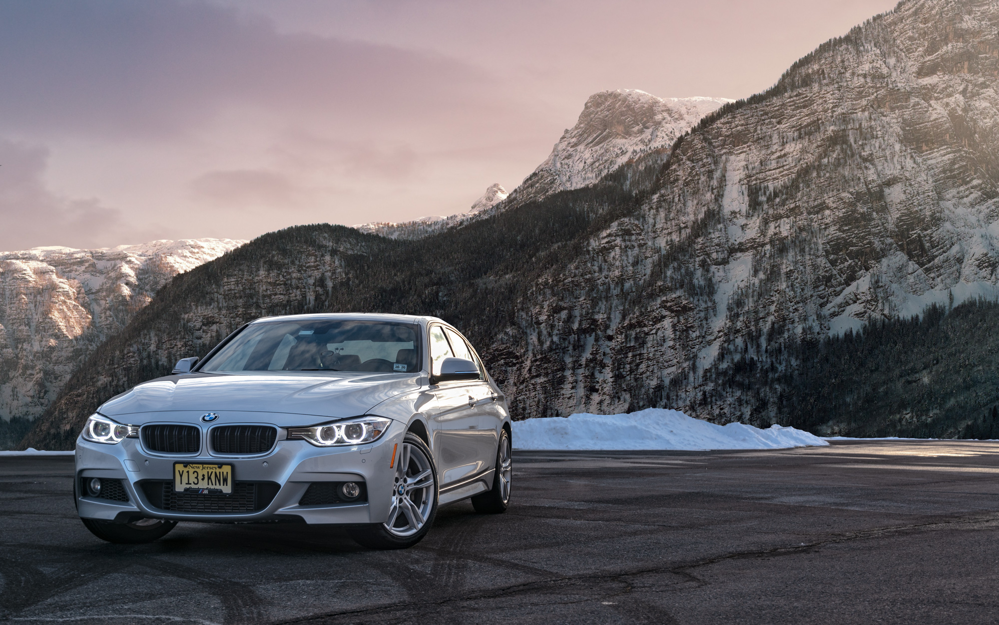 BMW 335i shot 3
