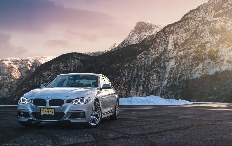 BMW 335i shot 5