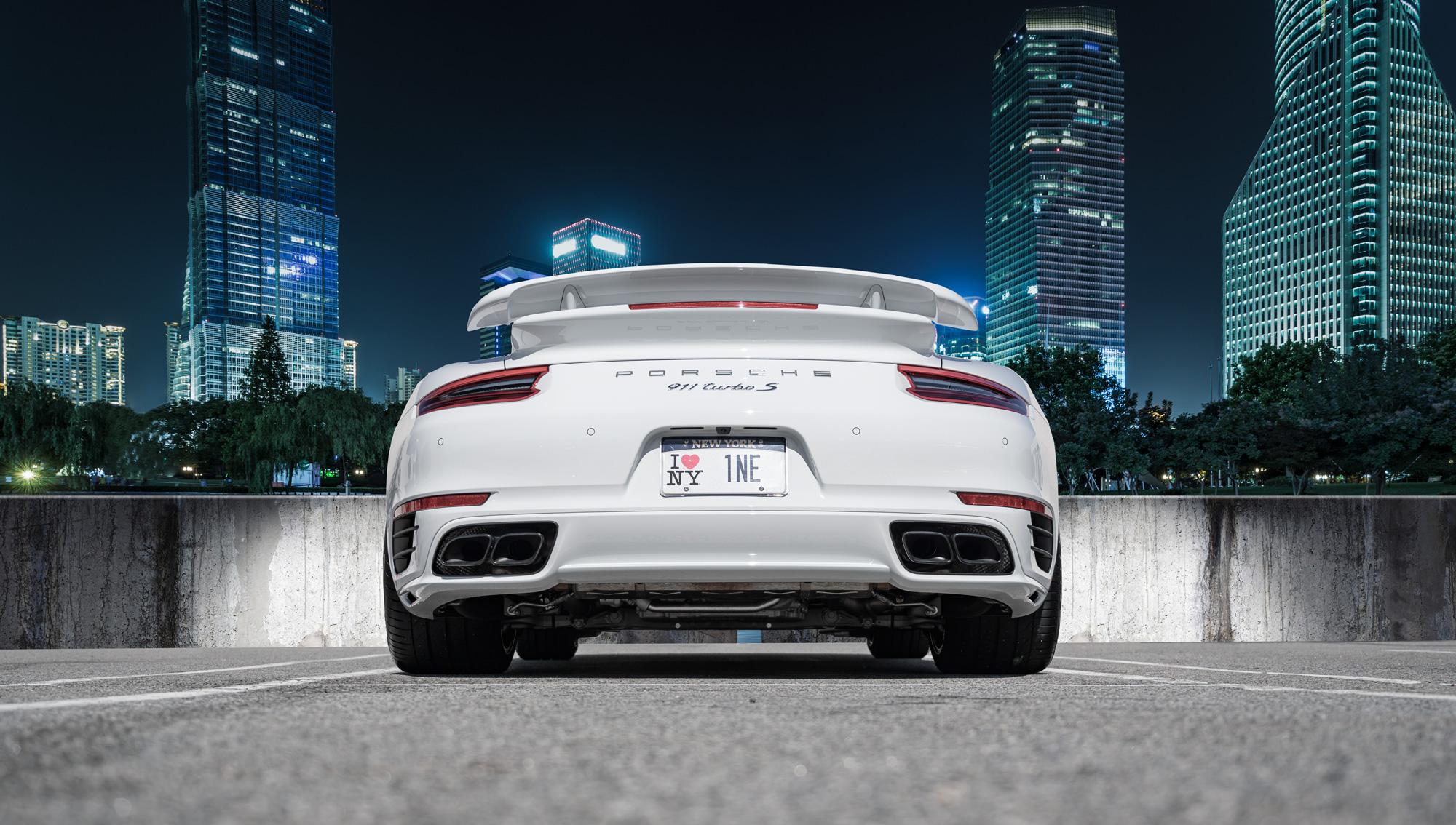 Posche 911 Turbo