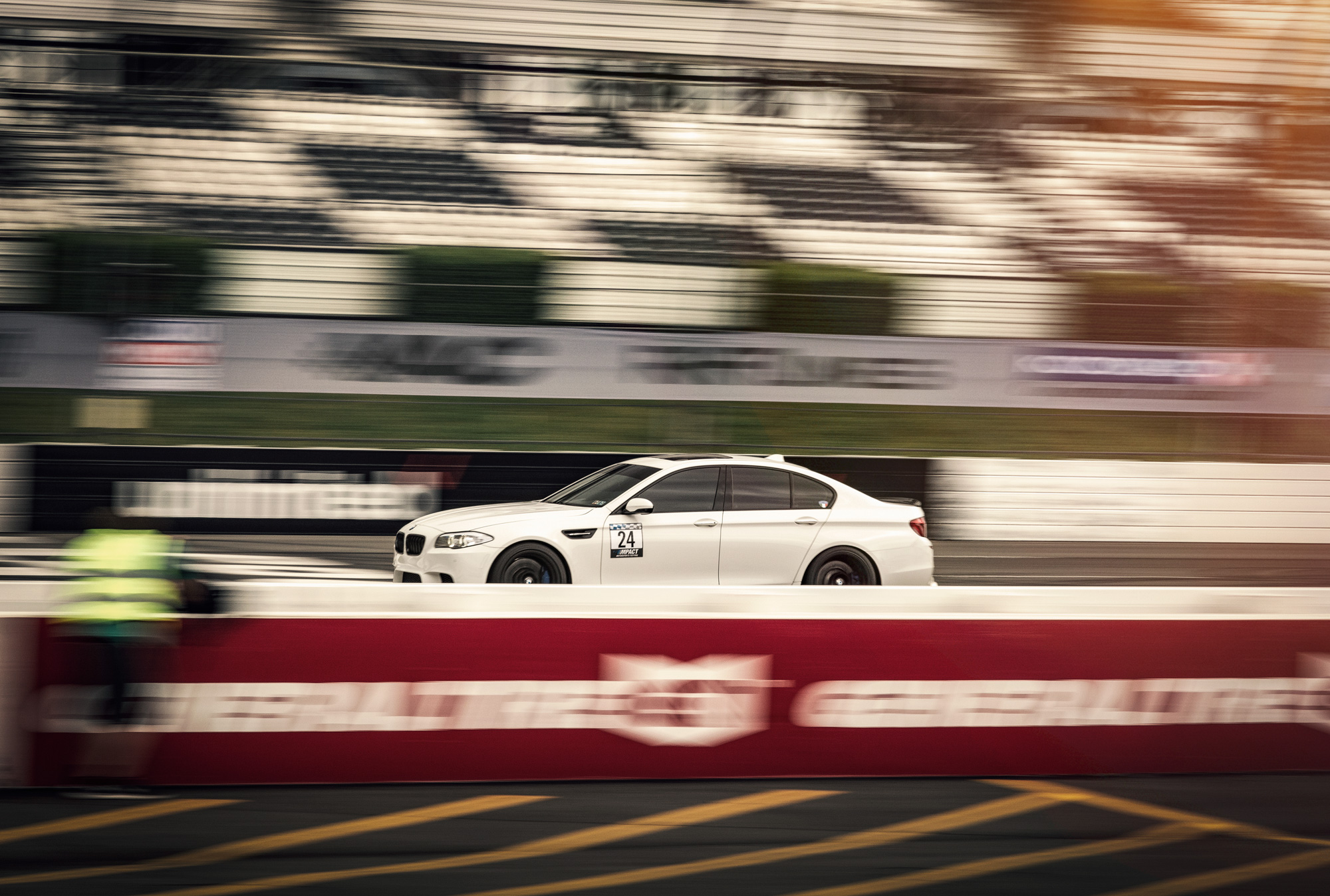 F10 in motion