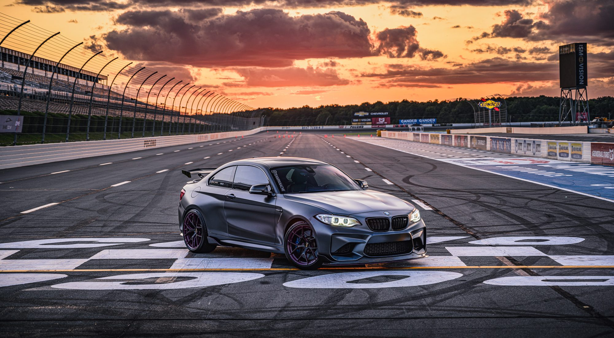 Tutorial: How I shot the BMW M2 at Pocono Raceway