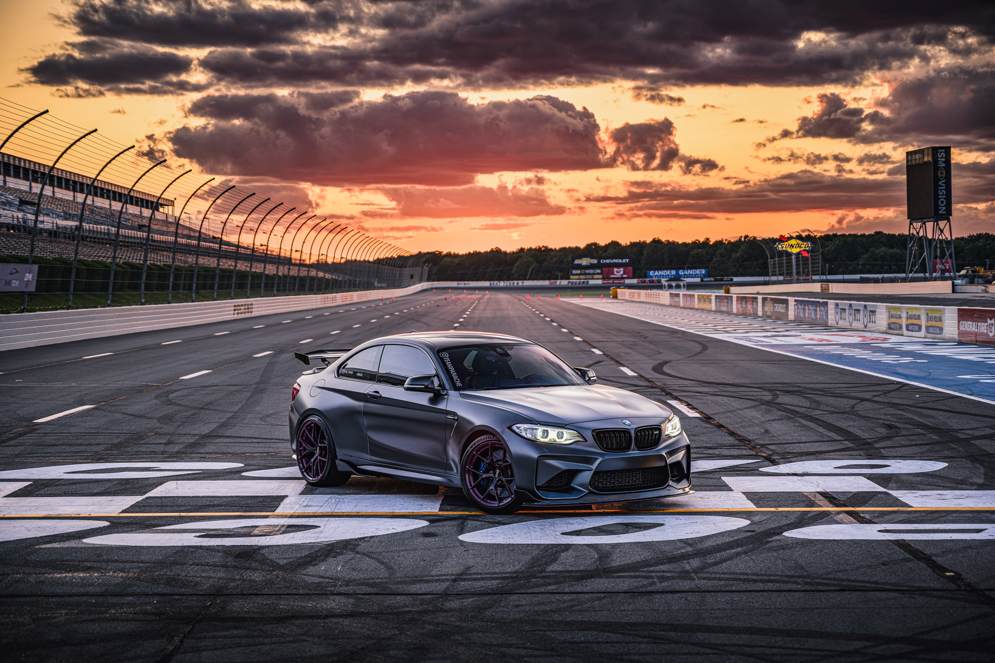 Tutorial: How I shot the BMW M2 at Pocono Raceway