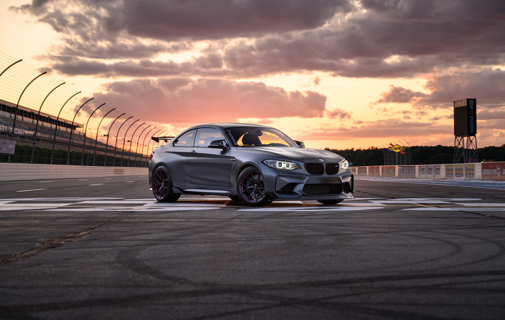 M2 sunset combined