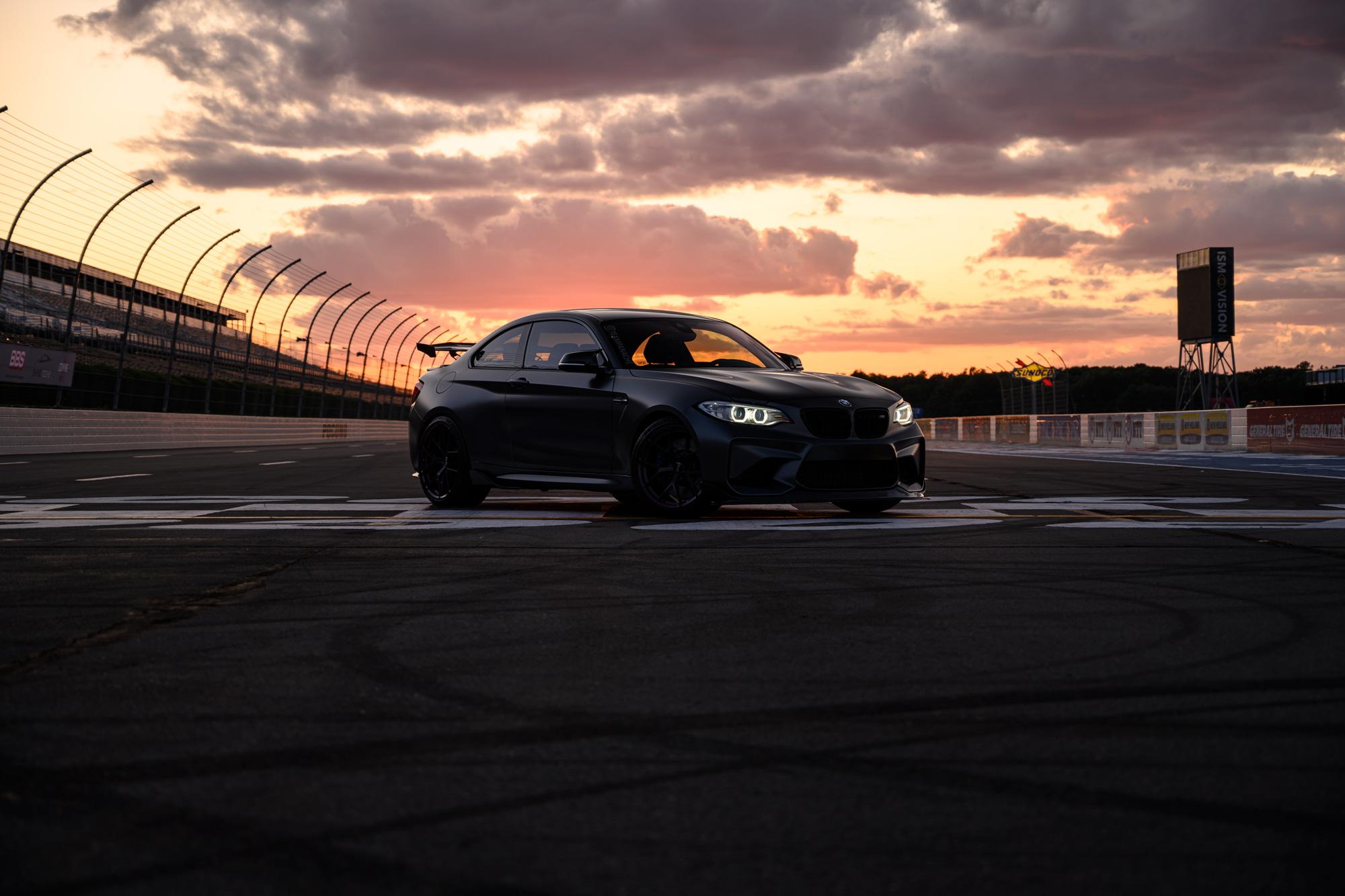 M2 sunset