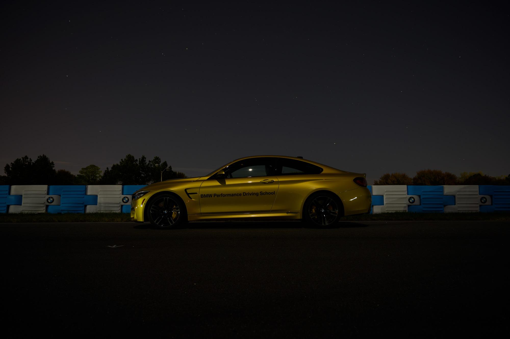 BMW M4 Stars