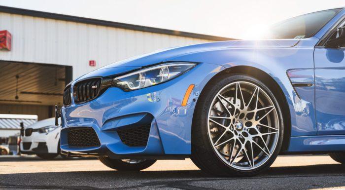 BMW F80 M3 style 666 wheel