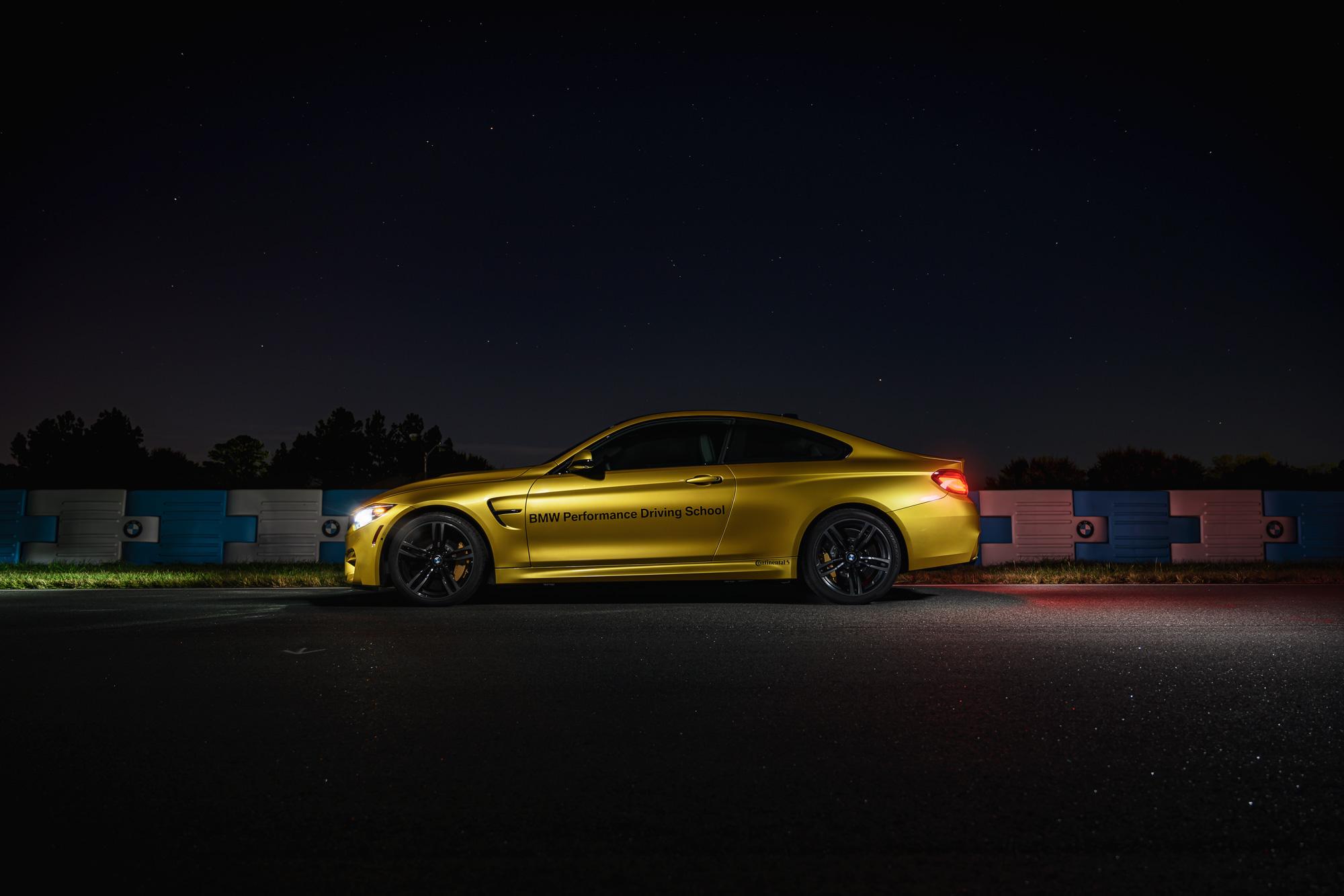 BMW M4 no stars