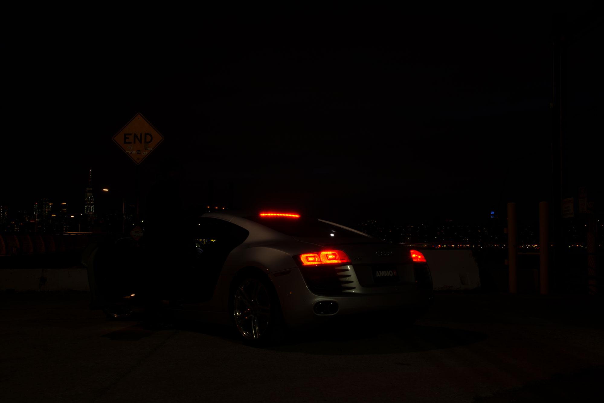 AMMO Audi R8 brake lights