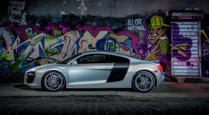 AMMO NYC Audi R8