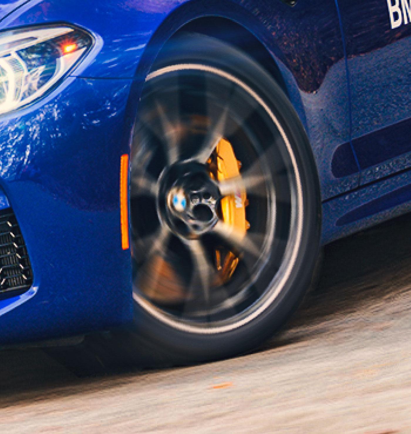 BMW M5 wheel
