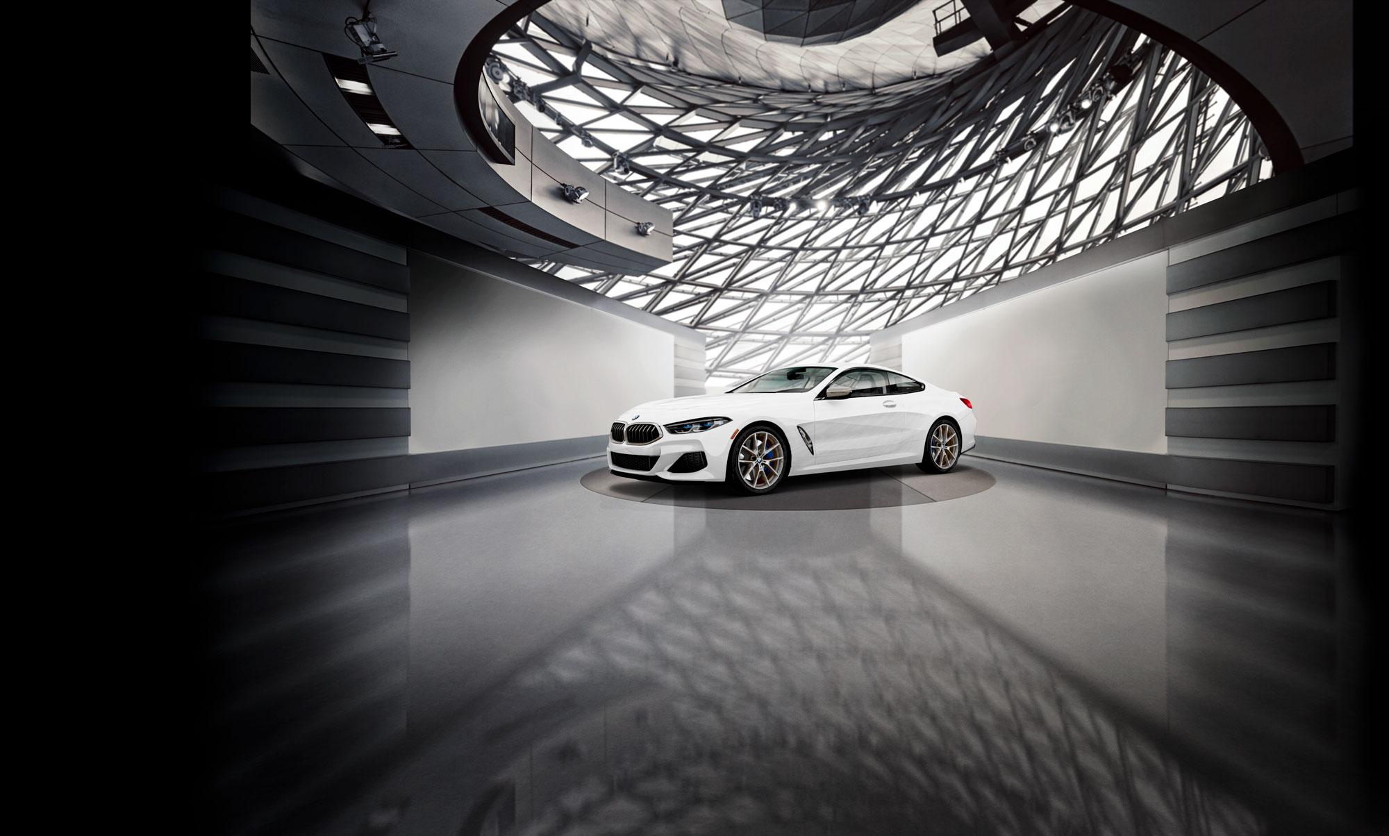 BMW M850i welt