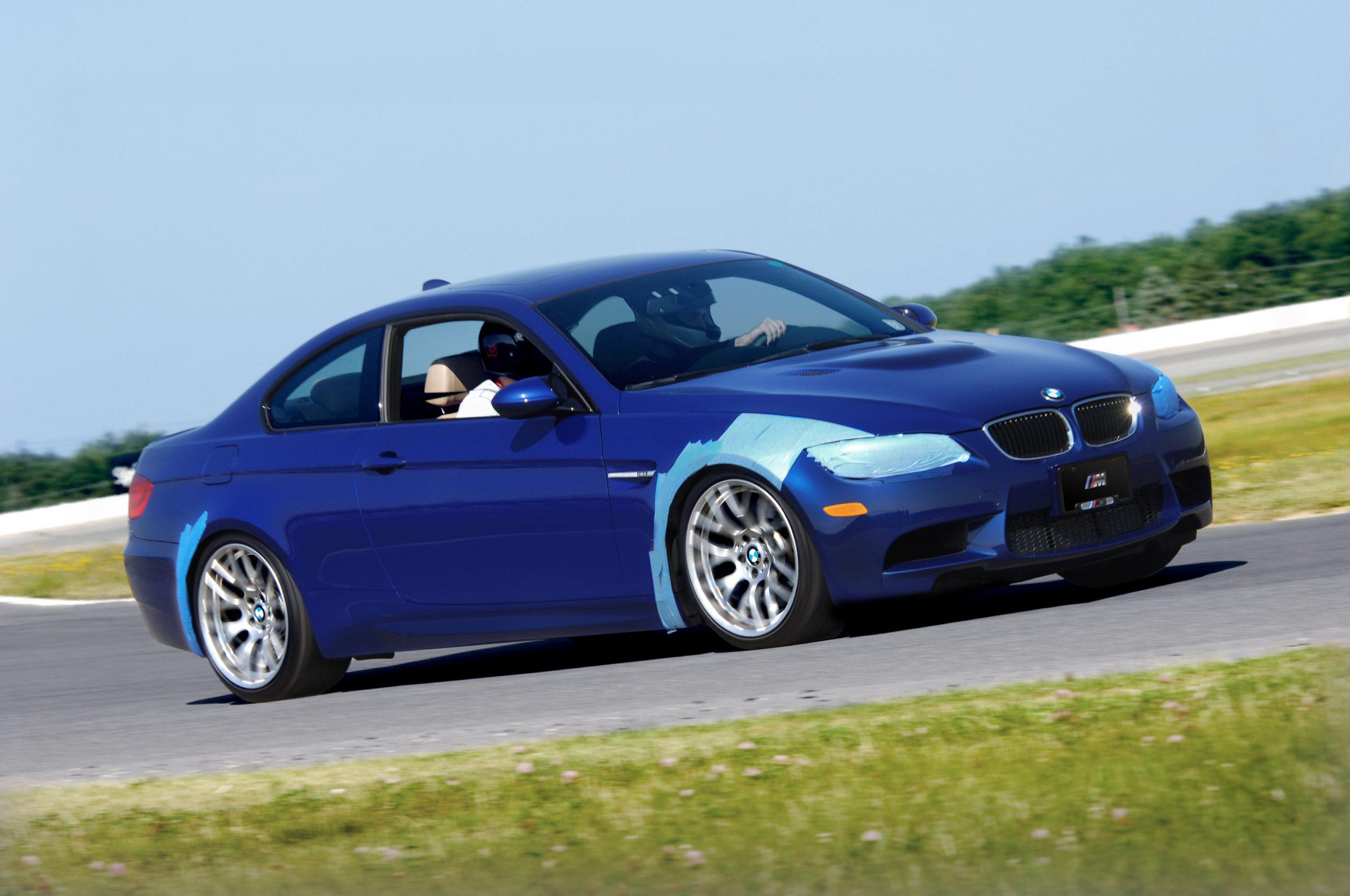 BMW E92 M3 at Pocono