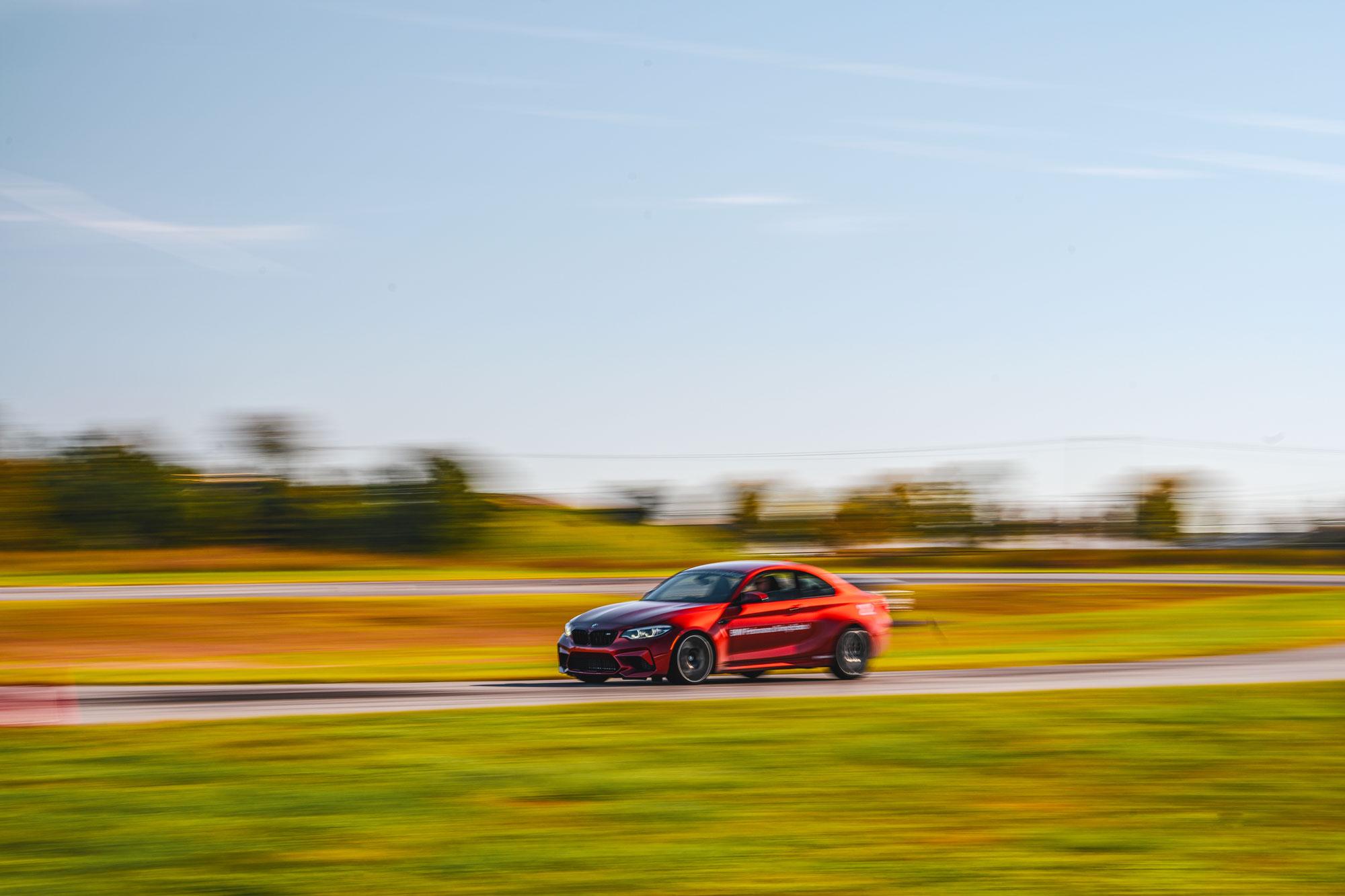 BMW M2 autocross