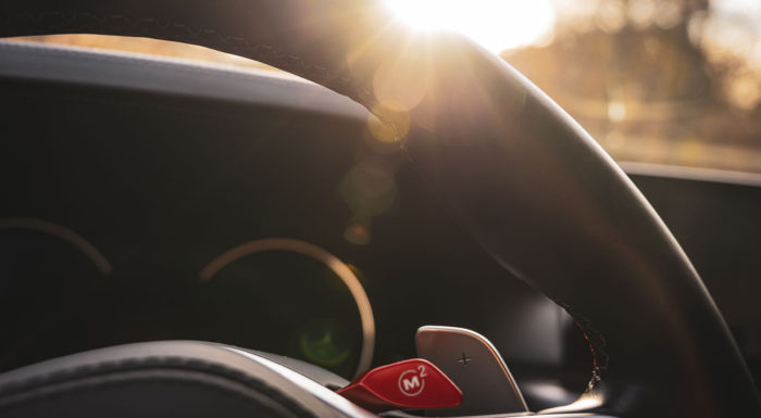 BMW M5 Steering wheel