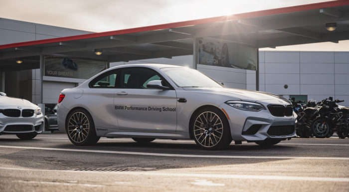 BMW 2 Series PDC