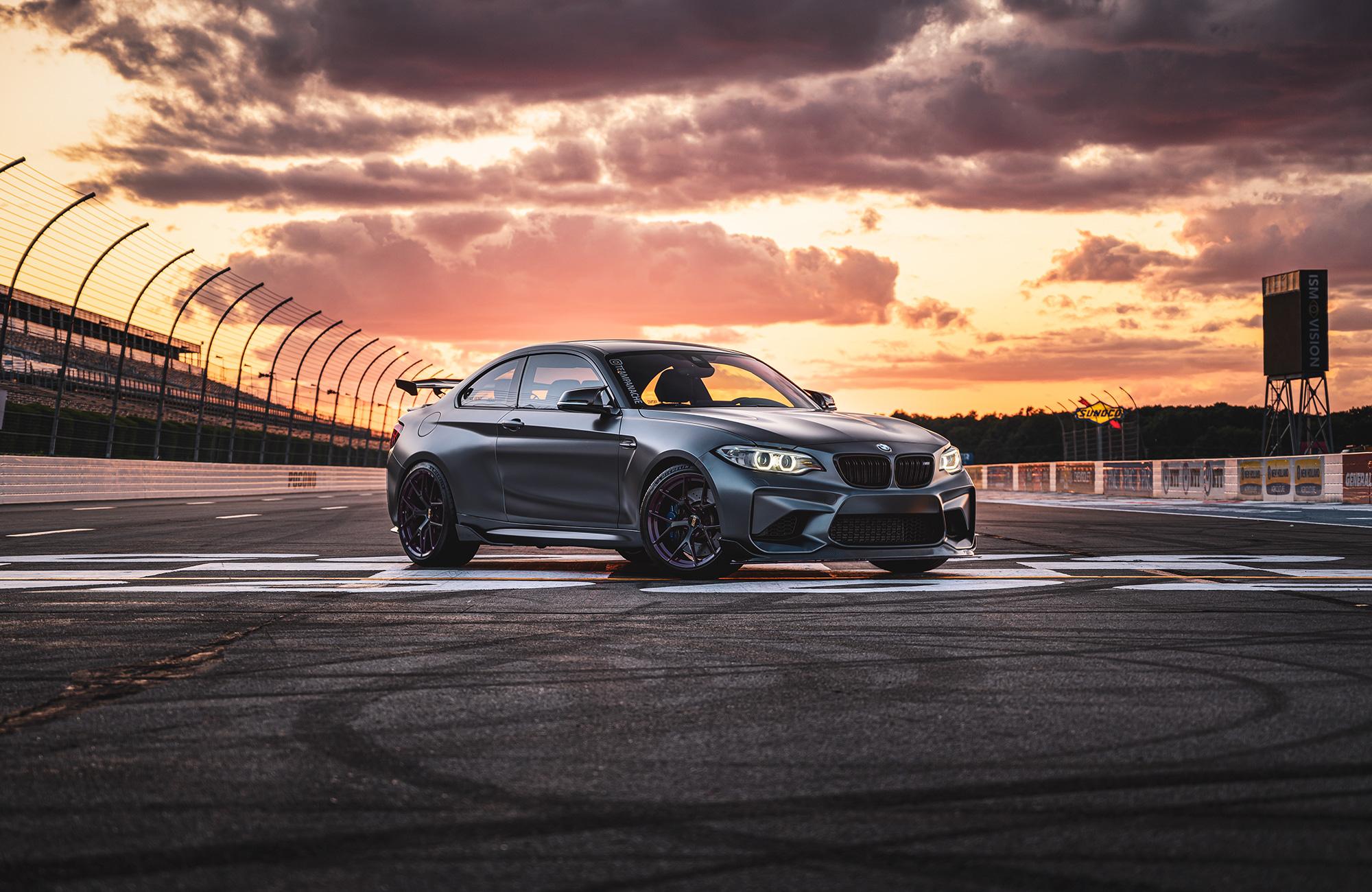 BMW M2 F82
