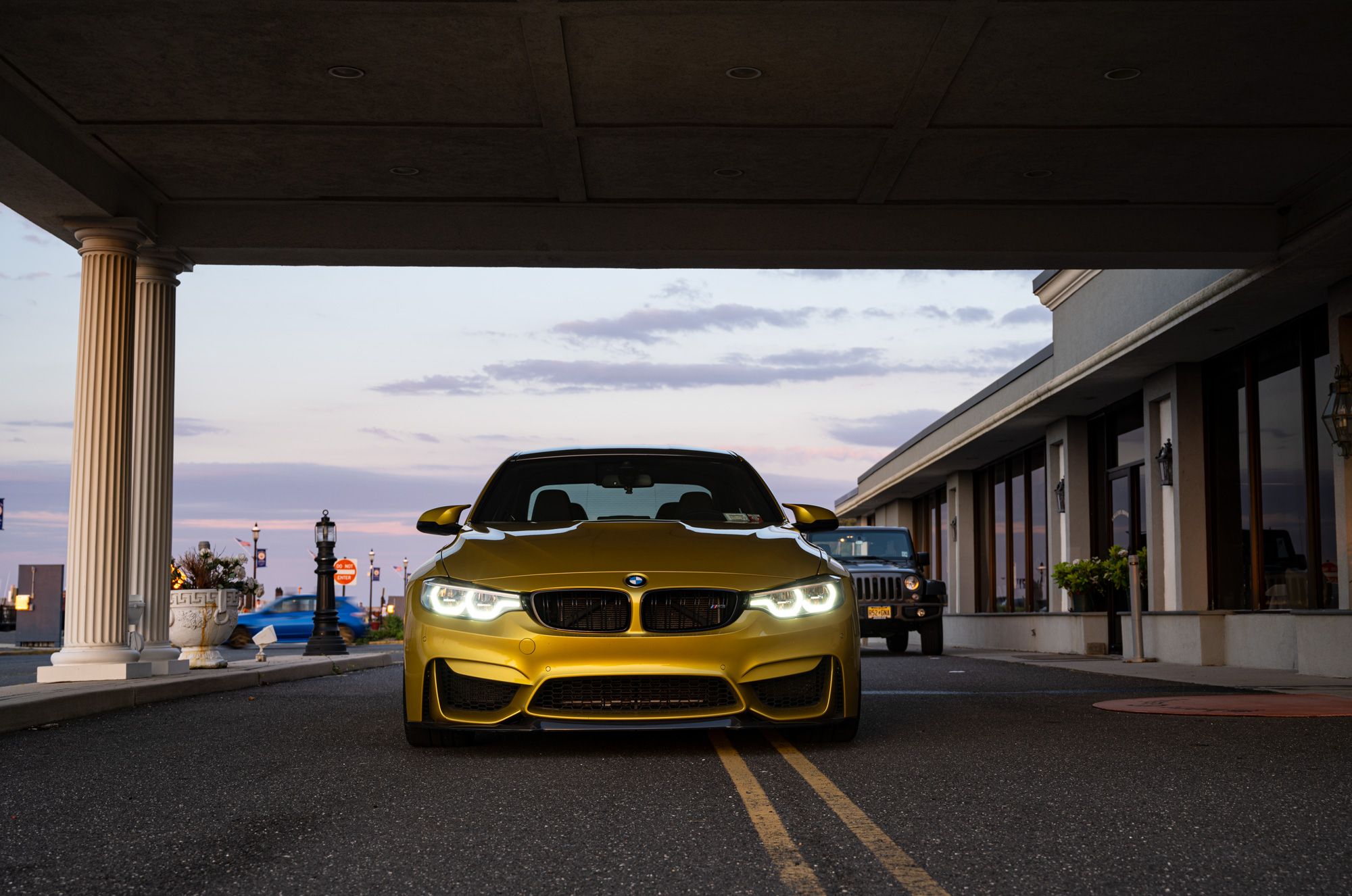 BMW M3 F80