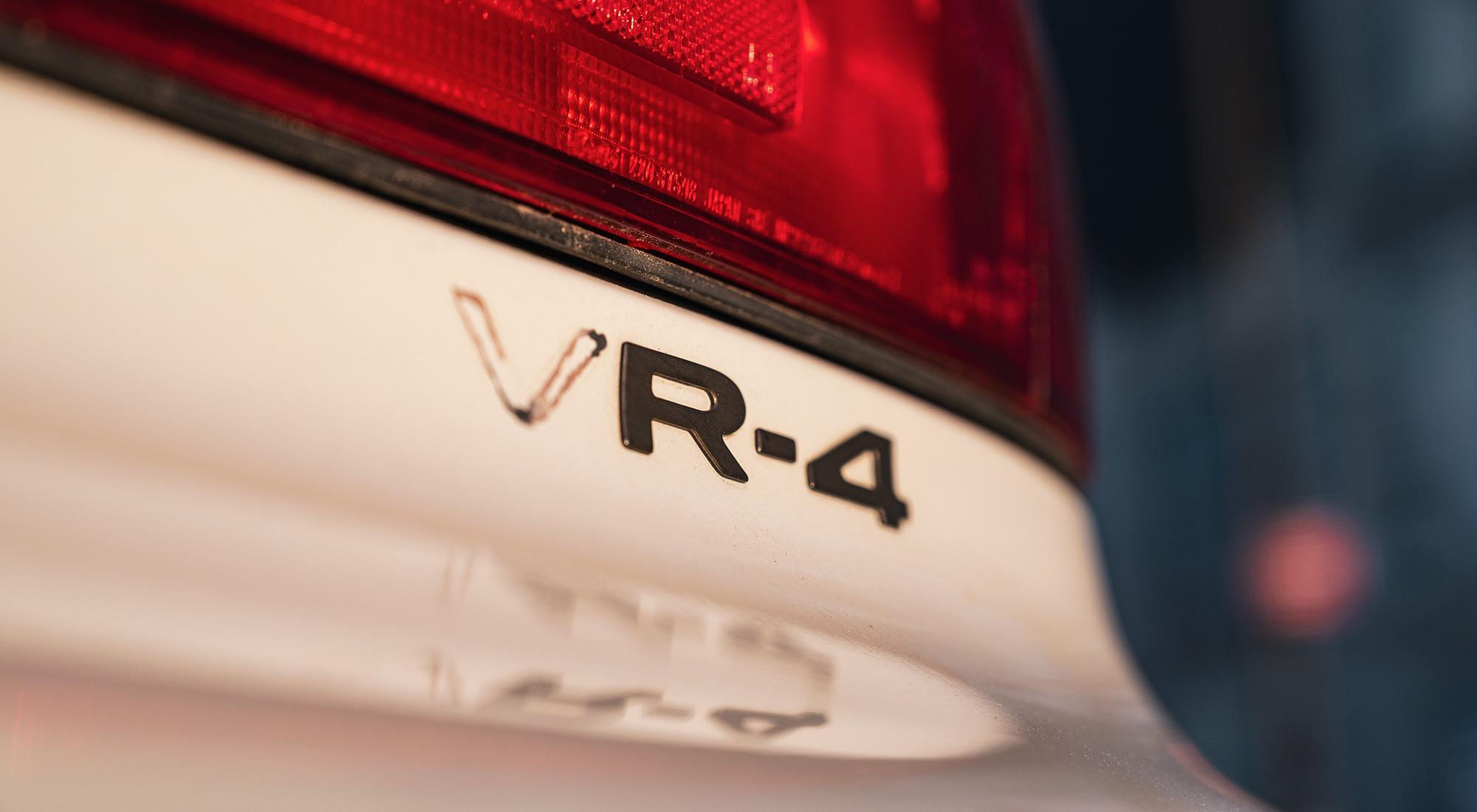 3000GT vr-4 badge