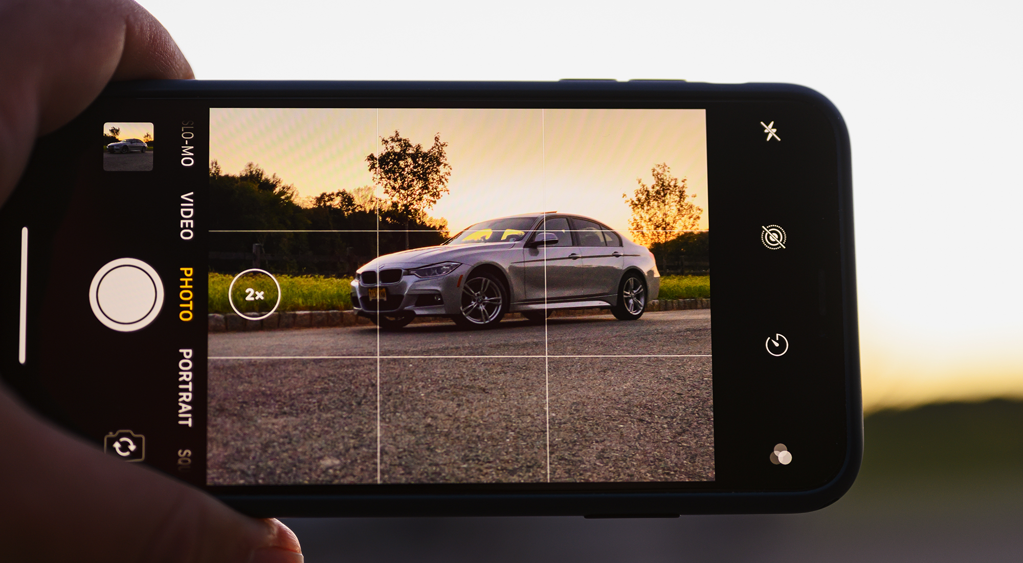 Five tips for pro automotive photos with your iPhone