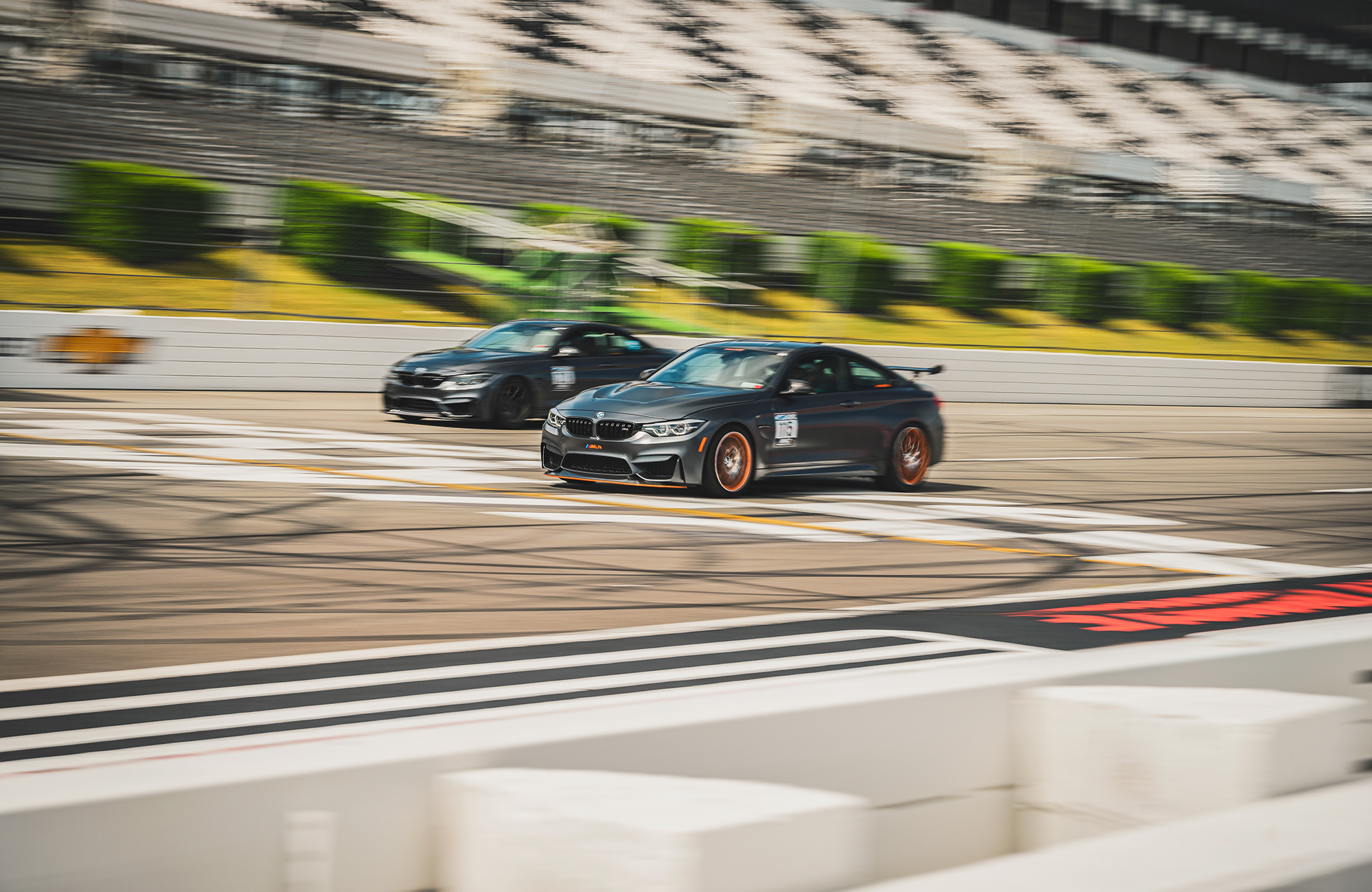BMW M4 race