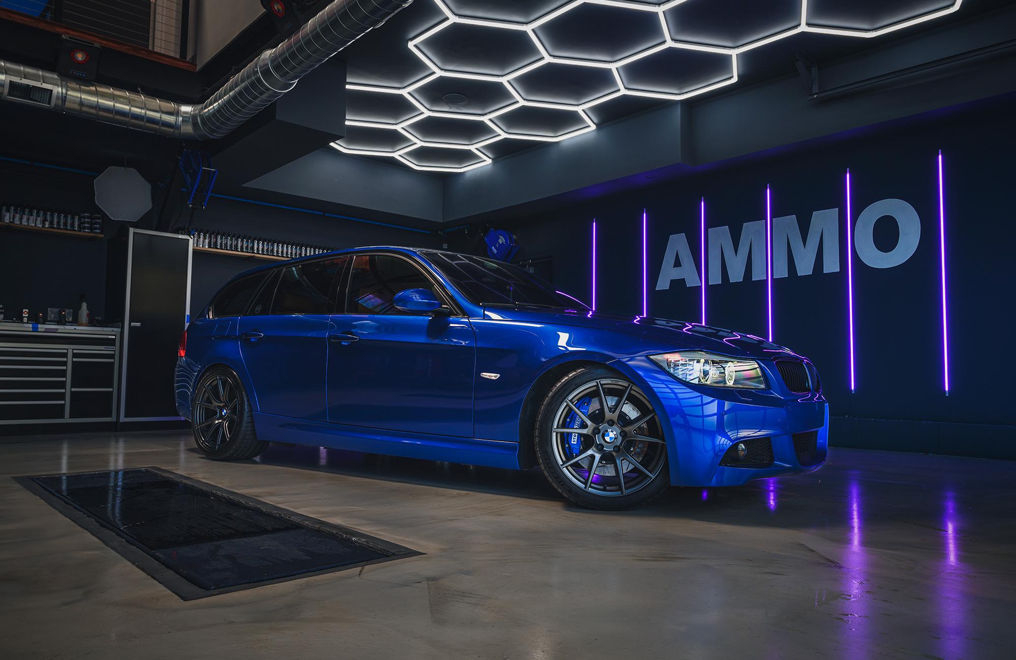 BMW 335d Touring Wagon