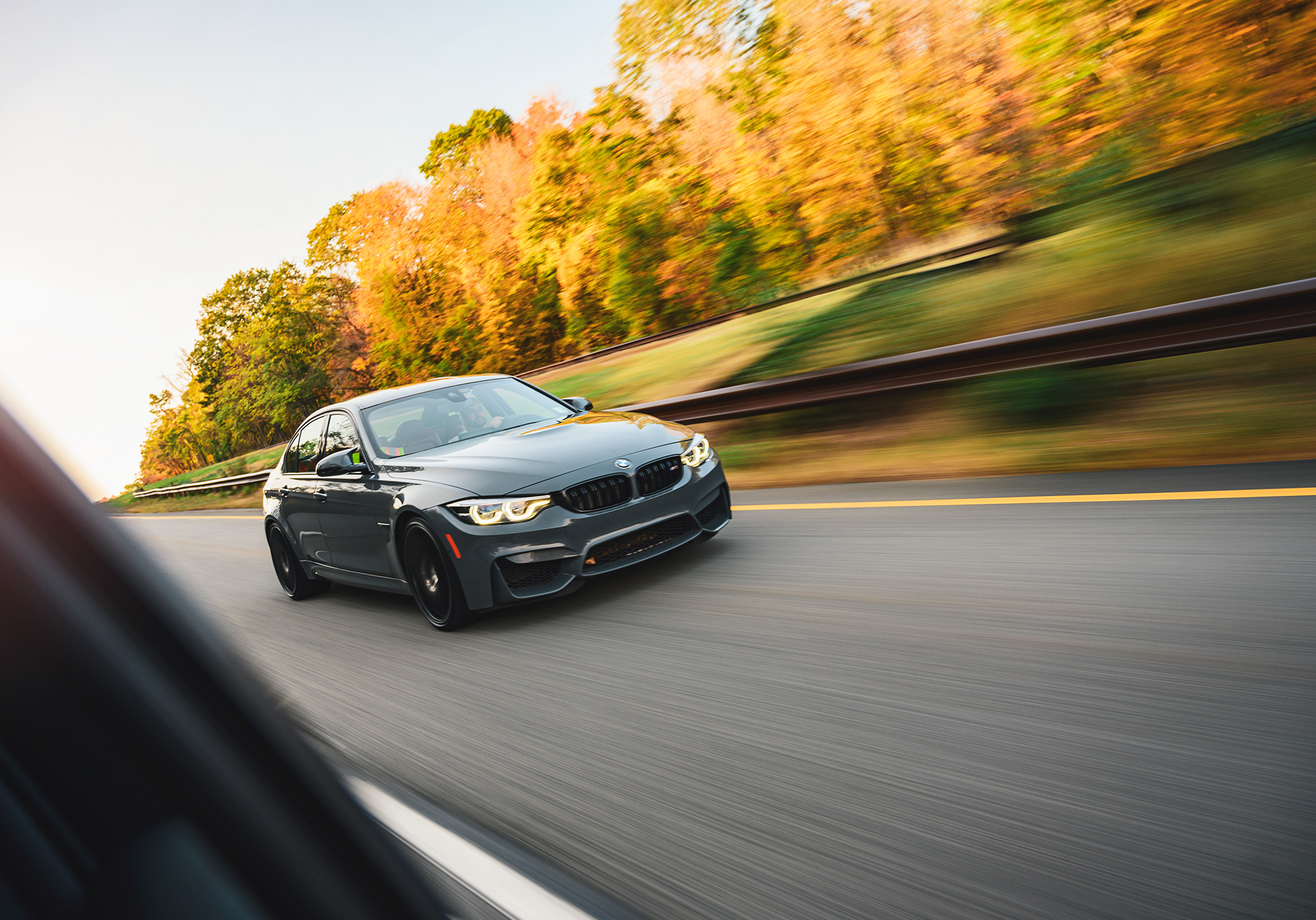 BMW M3 Fall Meet and Cruise