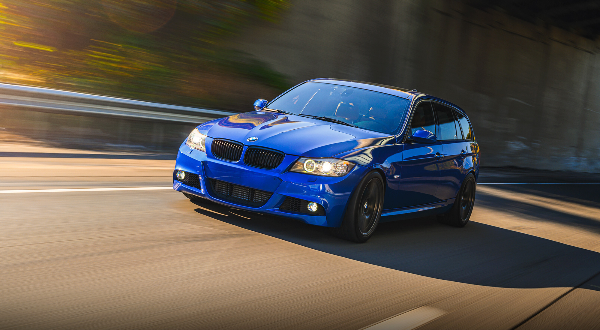 The 700 lb-ft of torque BMW 3 Series Wagon