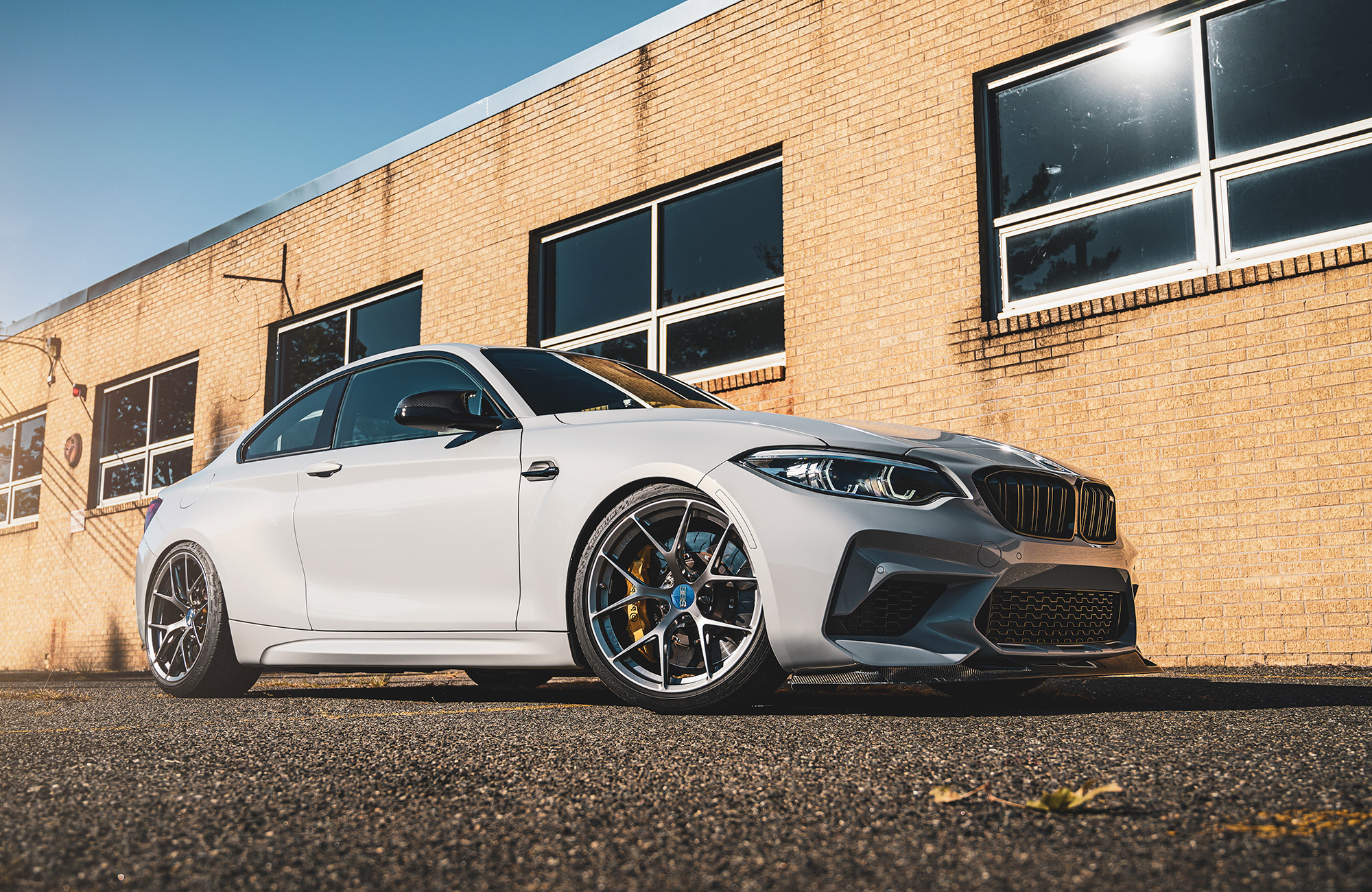 BMW M2 profile