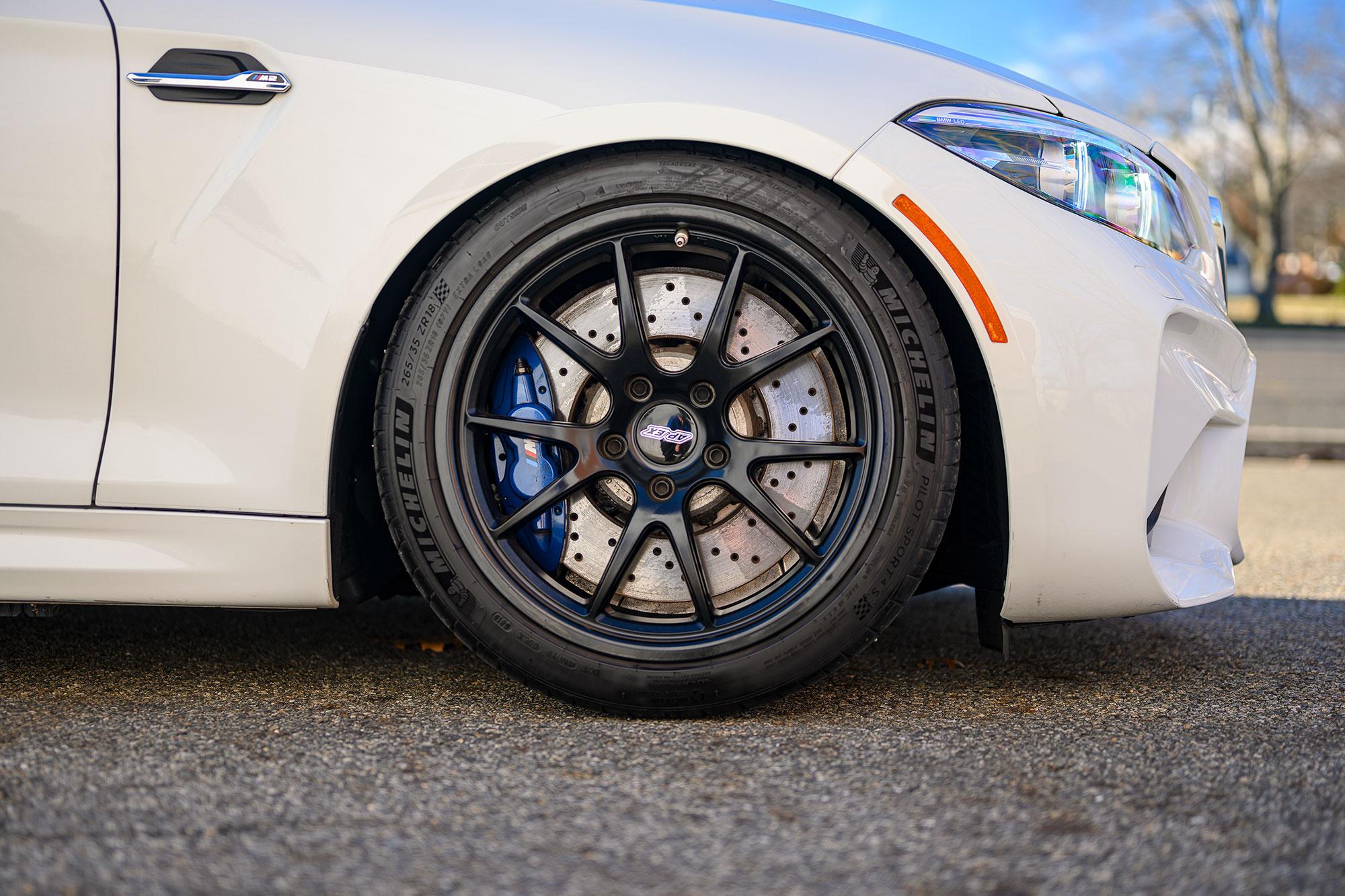 BMW M2 Apex wheel
