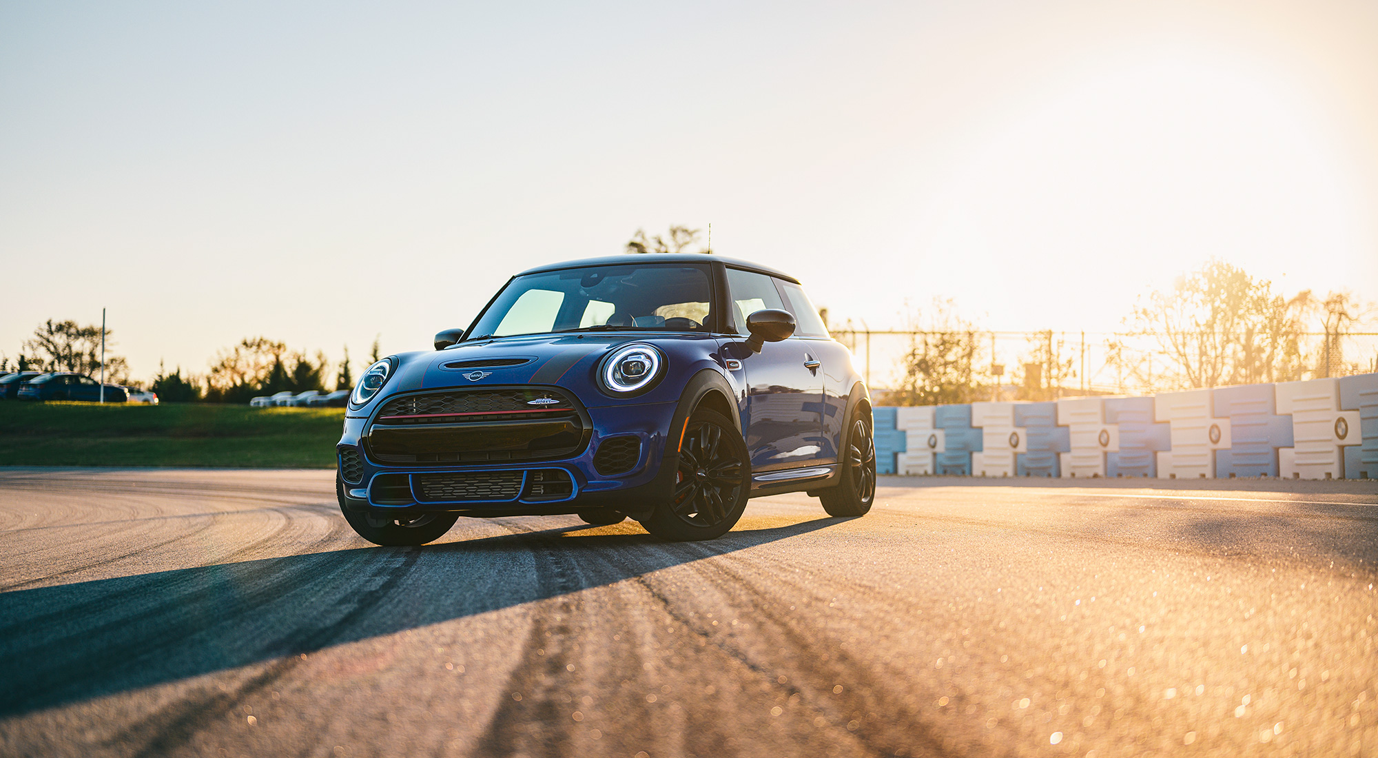 Shooting at the MINI Driving Experience – Part 2