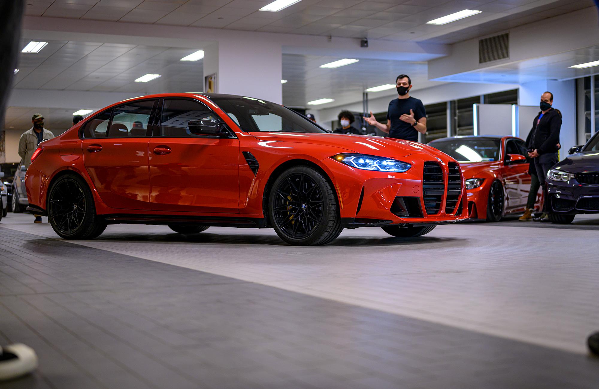 BMW G80 M3