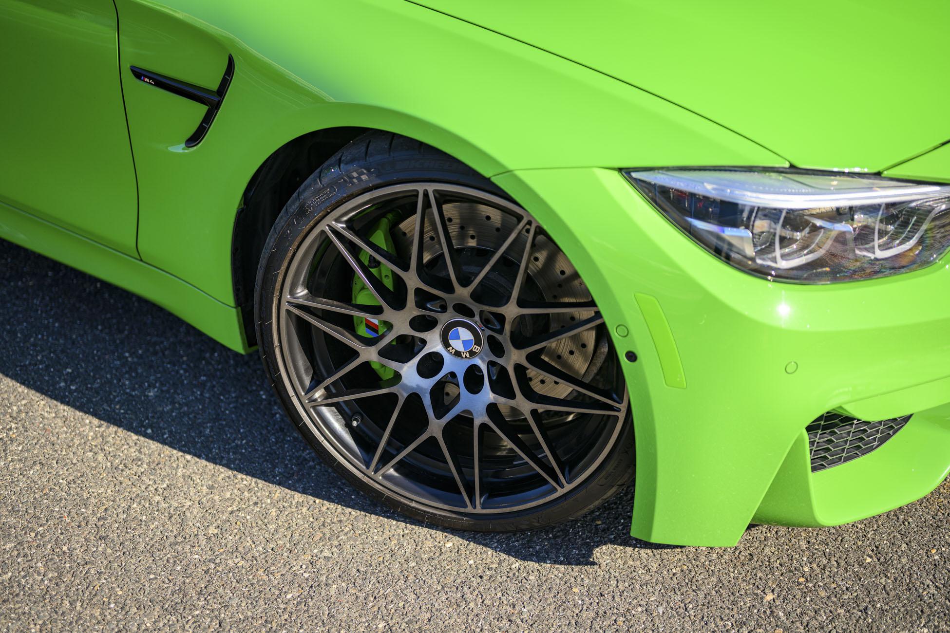 BMW style 666 wheel