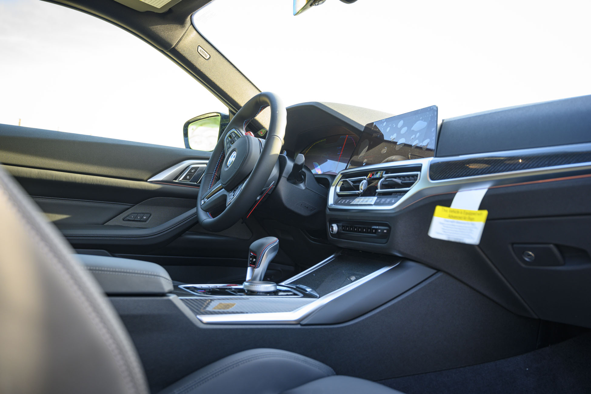 G82 M4 interior
