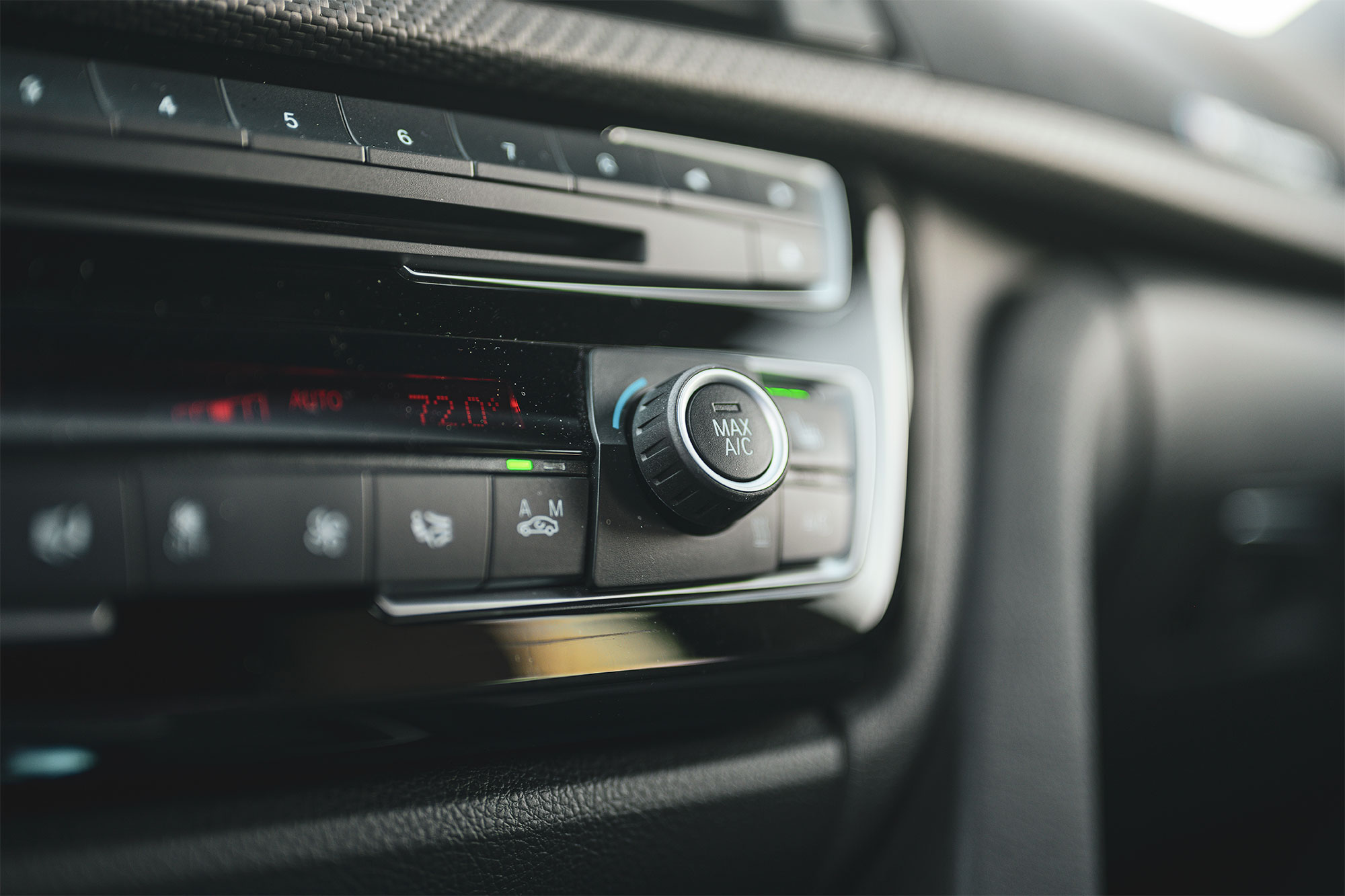 BMW 335i Climate Control