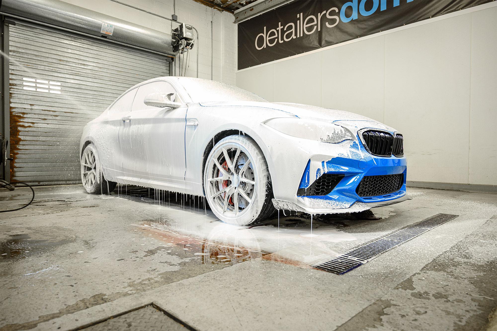 BMW M2 CS Wash