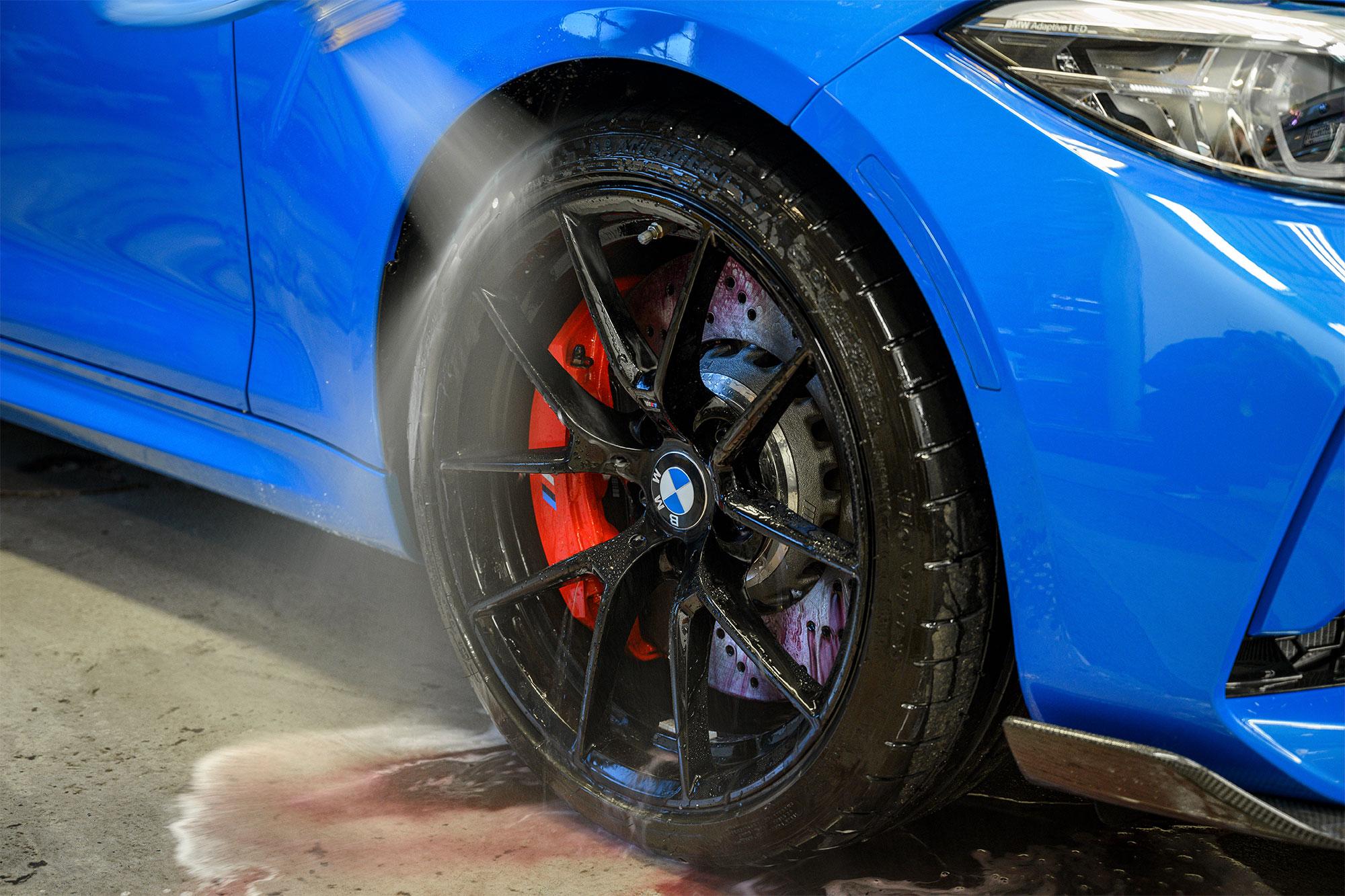 BMW M2 CS wheel