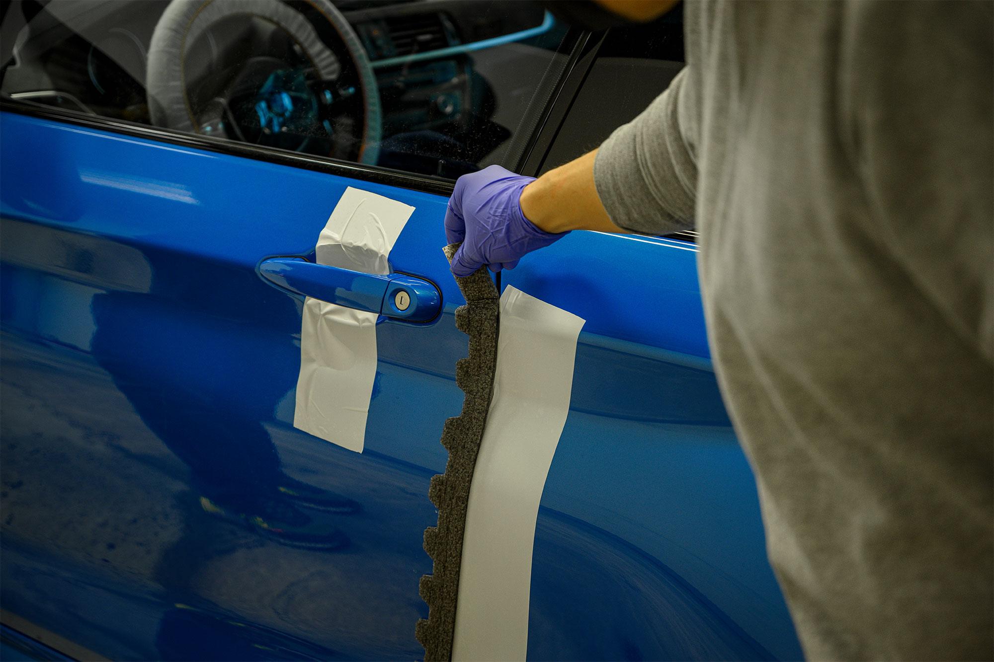 BMW M2 CS wrap