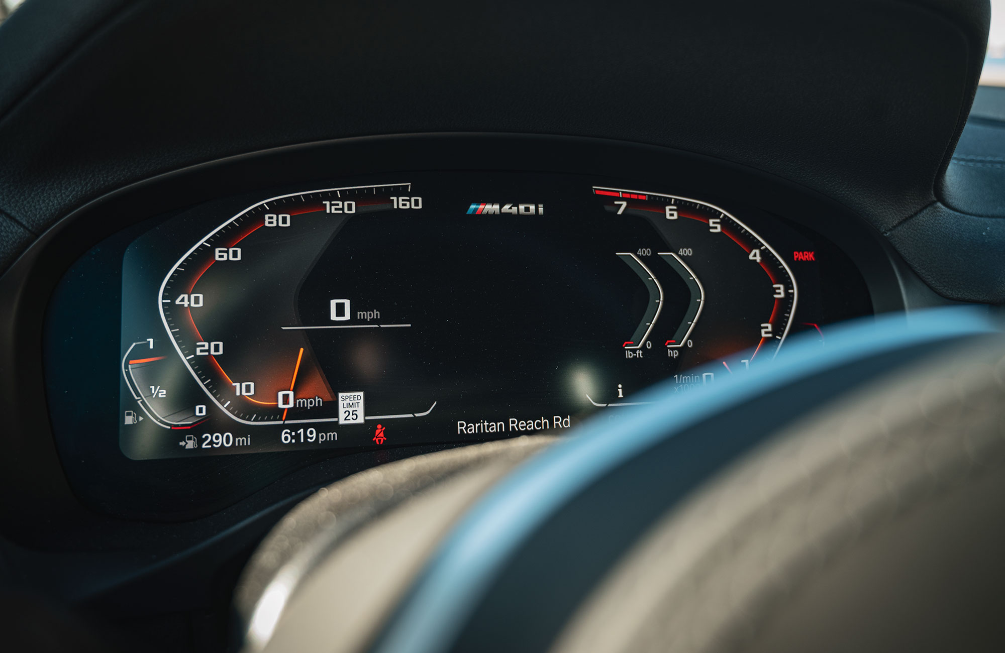 BMW Digital Dash