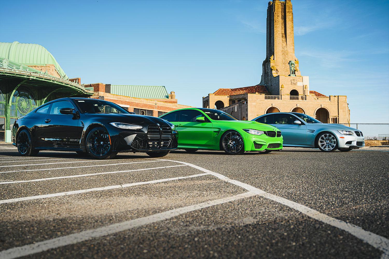 BMW M4 Coupes