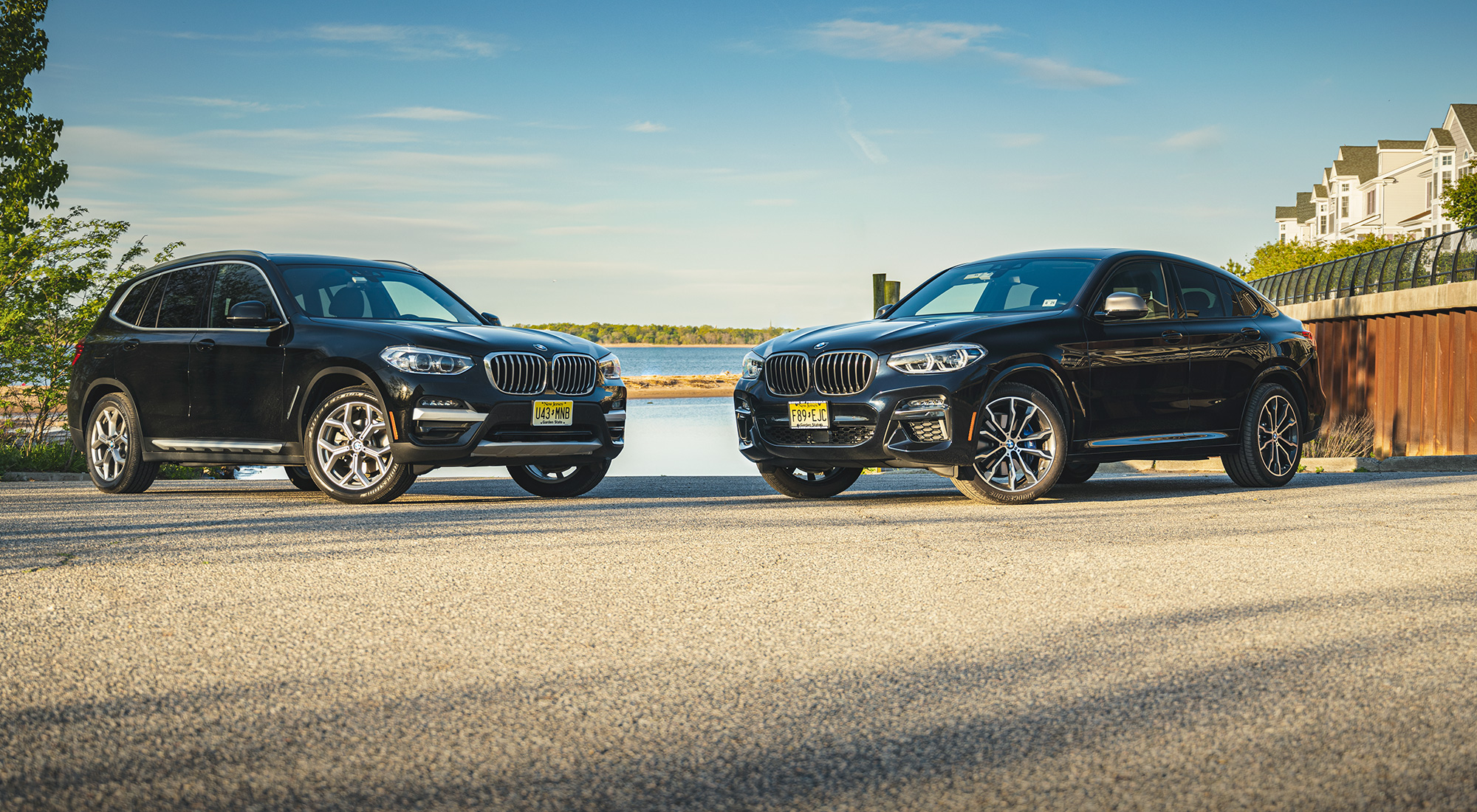 BMW X3 and X4