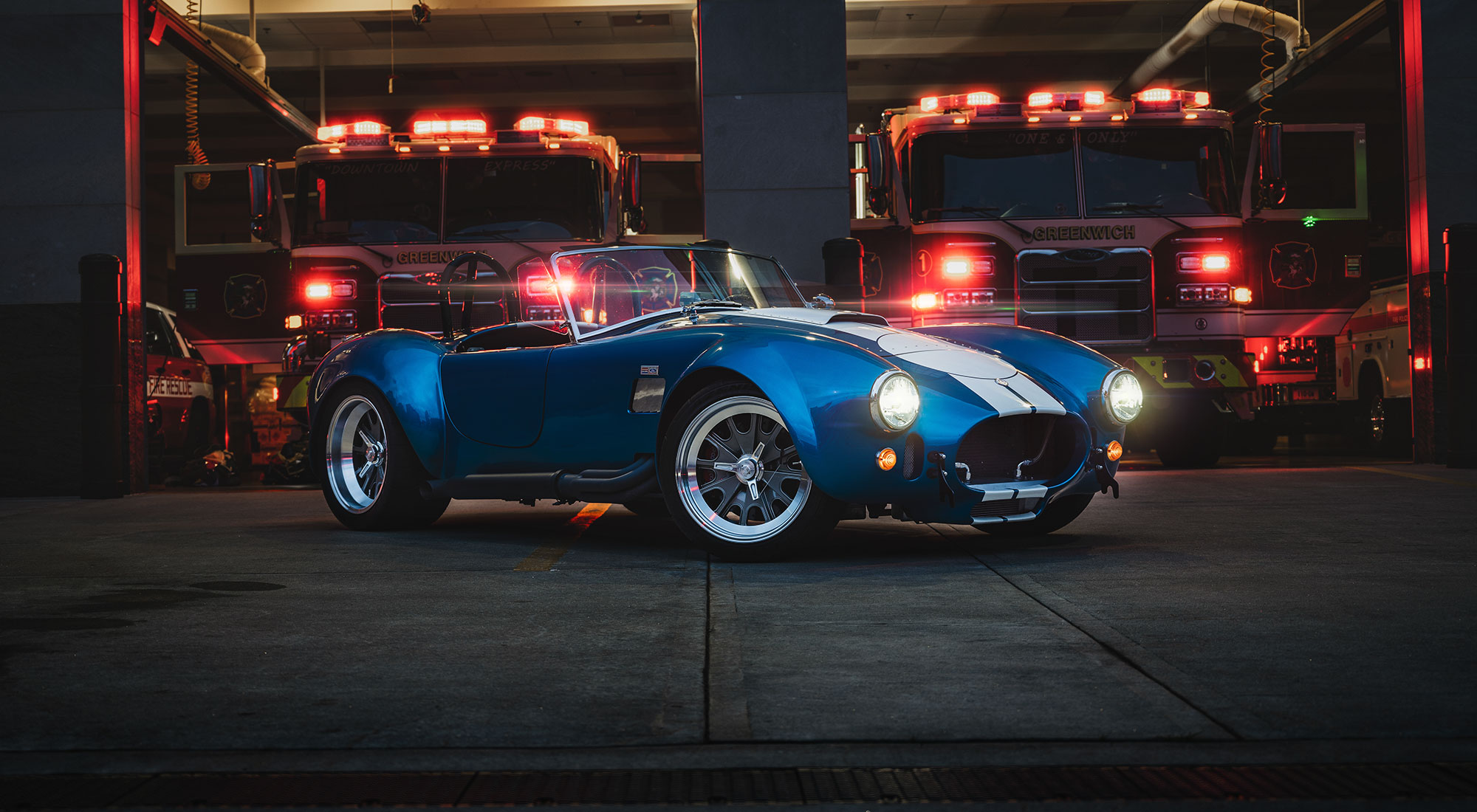 Top 5 tips for shooting a classic car