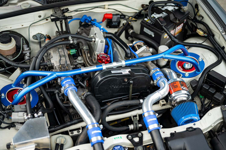 Suzuki Cappuccino engine