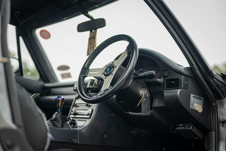 Suzuki Cappuccino interior