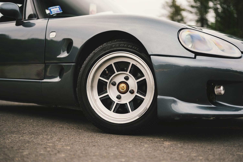 Suzuki Cappuccino wheels